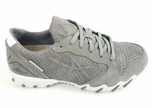 Details zu BRAND NEU Mephisto Damen Schuhe Schnuerschuhe Allrounder Sneaker grau Nightwish