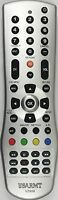 Vizio Universal Remote For Almost All Vizio Lcd Led Tv & Blue Ray Dvd