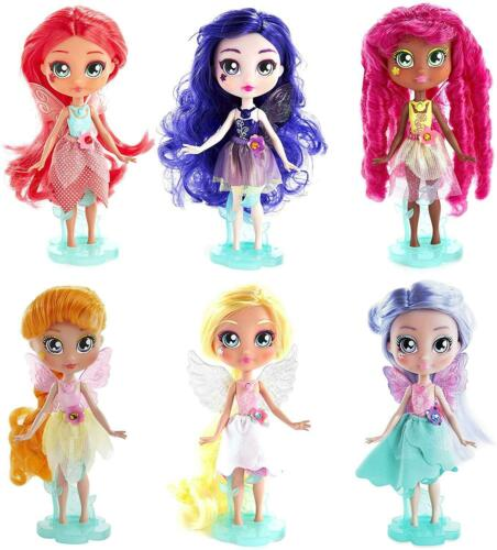 BFF Bright Fairy Friends Doll with Light Up Wings /& lumière nuit styles peuvent varier