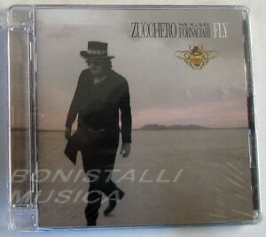 ZUCCHERO-SUGAR-FORNACIARI-FLY-CD-Sigillato