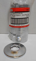 Lot Of 25 B&k 3/4 Ips Escutcheon Chrome Plated Pipe Wall Hole Cover 2 1/2 Od