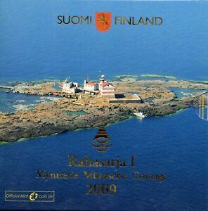 SÉRIE EURO BRILLANT UNIVERSEL (BU) - FINLANDE 2009