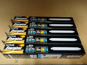 5-x-ENERGIZER-S15-LED-Fluorescent-Tube-Strip-Light-Bulbs-Energy-Saving-221mm