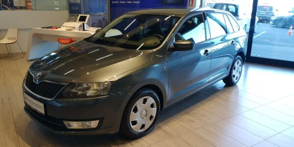 Skoda Rapid 1,2 TSi 86 Active SB GreenTec billede 0