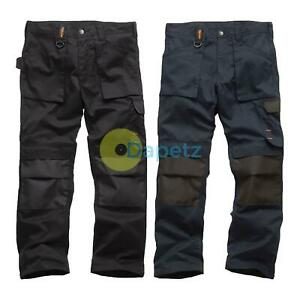 Scruffs-WORKER-PLUS-Worker-Trousers-Trade-Hard-Wearing-Work-Trousers