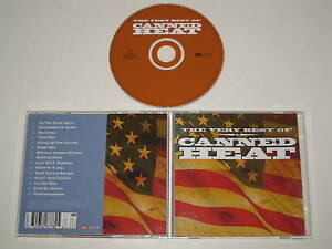 CANNED-HEAT-THE-MOLTO-BEST-OF-EMI-5-26778-2-5-CD-ALBUM
