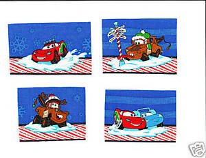 Disney Cars Christmas Clipart.Details About Disney Pixar Cars Movie Christmas Iron On Appliques