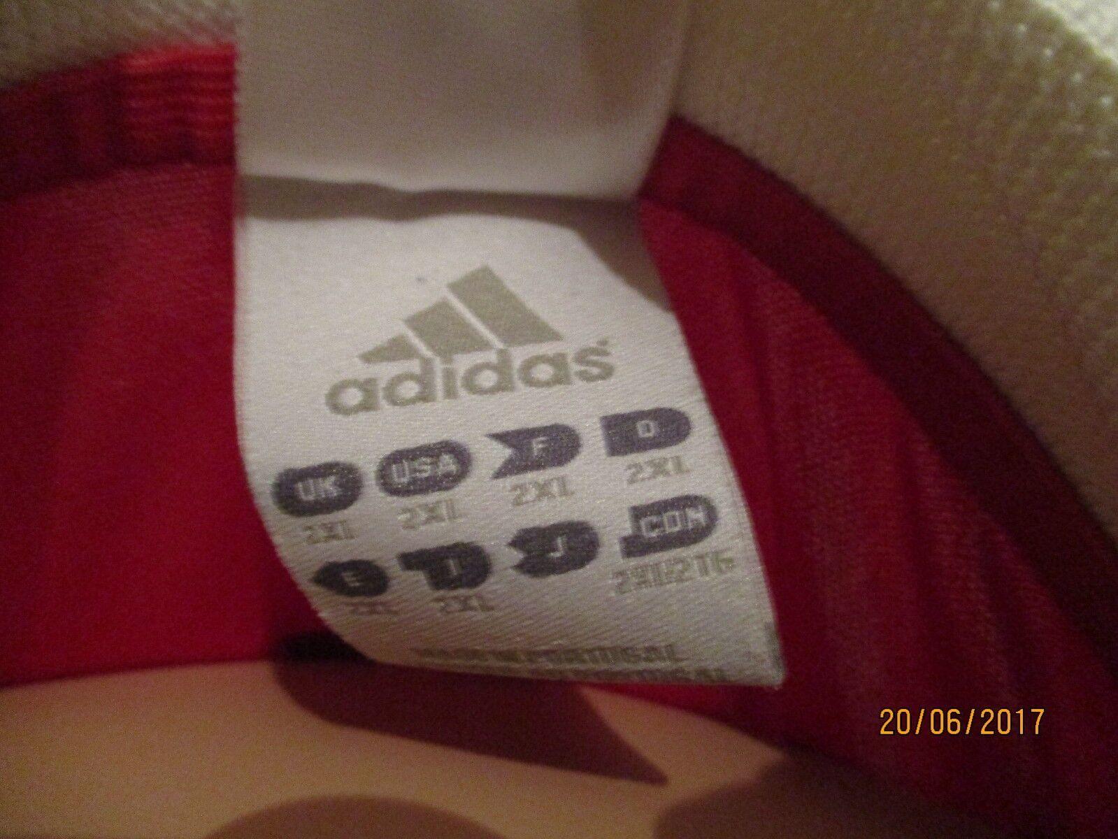 FC Bayern München Adidas Heim Trikot 2004 05 05 05  -T---Com-  + Nr.33 Guerrero Gr.XXL 093fbb
