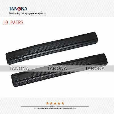 10pair New for Lenovo ThinkPad T60 T60p T61 T61p 9.5mm Hard Drive Rubber Rails