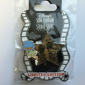 DSF-Character-Star-Jiminy-Cricket-Limited-Edition-500-Disney-Pin-72931