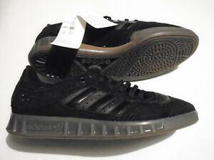 Details about New Adidas Handball Top Men's Size 7 Black Leather Shoes  B38031 Retro Vintage