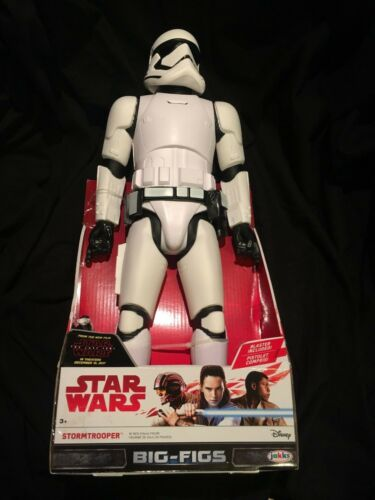 "sabre laser-DISNEY//JAKKS PACIFIC-Neuf Star Wars Big-Figues /""Stormtrooper/"""