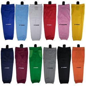 d0b9af5284b TRON SK100 Hockey Socks Dry Fit Edge Inspired Sizes 22