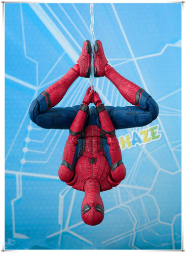 "6/"" S.H.Figuarts Spider-Man Action Figure Joint Movable Collection Model Toy VVV"
