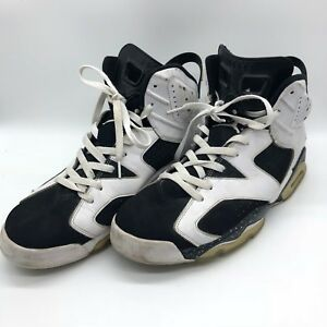 13 Nike Joran Retro Details Shoes 384664 6 Air Ln3 Iv Michael 101 Jordans About Oreo Size Us 6fg7Yby