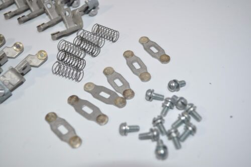 Cutler Hammer 6-Pole Relay Contact Replacement Kit Part# 6-2-6