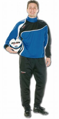 Trainings-Anzug MILANO Anzug Übergröße bis 6XL Sportanzug Trainingsanzug