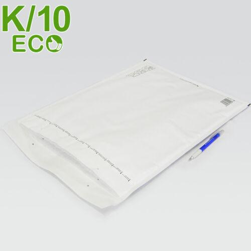 Lot de 400 enveloppes à bulles ECO K//10 format 345x470 mm