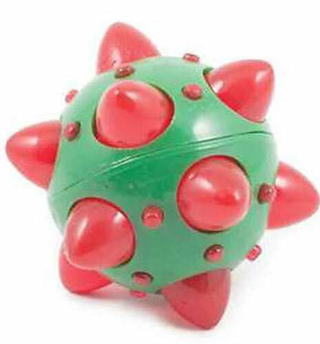 Flashes on impact Play Fetch with your best Friend ANCOL FLASHING BALL DOG TOY
