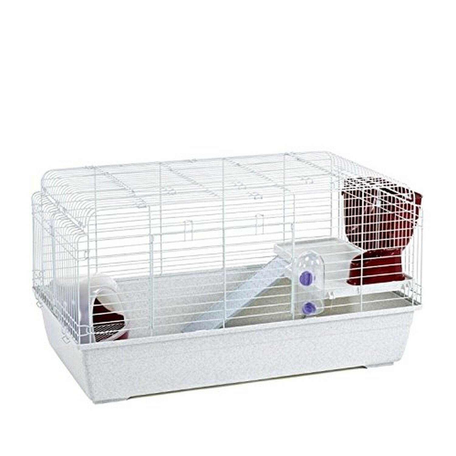 LITTLE FRIENDS Paris 100 Indoor Rabbit Cage with Accessories 100cm