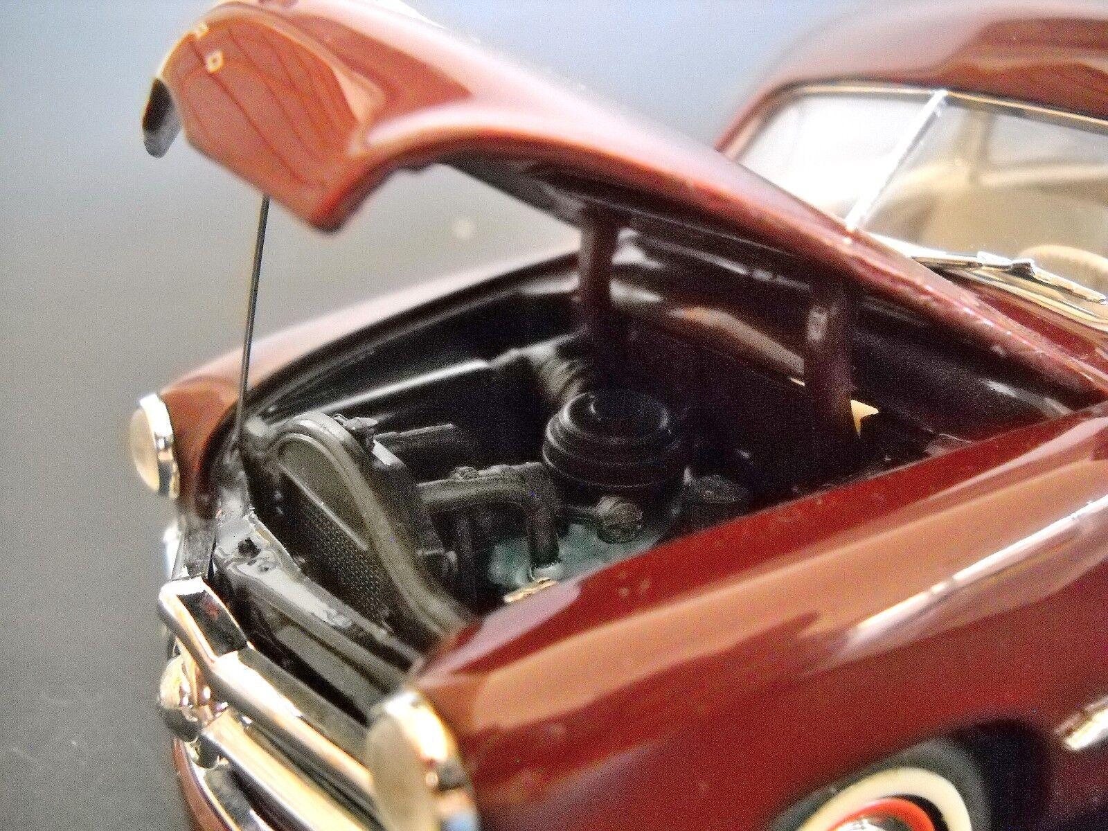 Franklin Mint 1949 FORD WOODY WAGON B11TQ52 Precision Die Die Die Cast Collectible Car 2c83e8