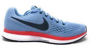 84d978b5748 La imagen se está cargando HOMBRE-Nike-Air-Zoom-Pegaso-34-Zapatos-Acero-