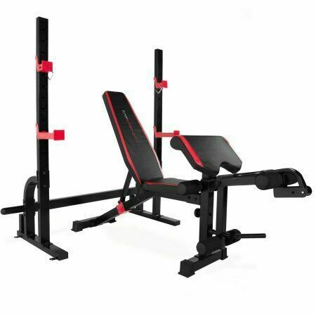 cap strength olympic bench weight gym fitness home workout