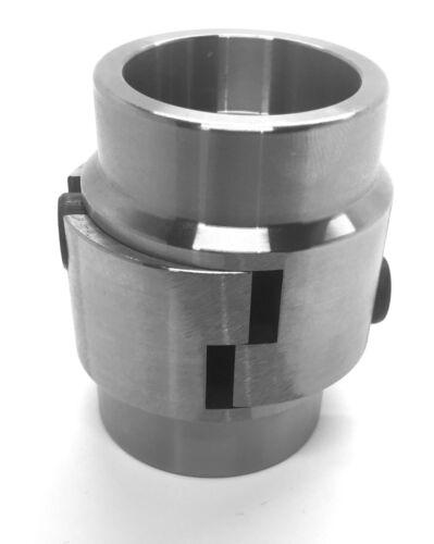 "Polaris RZR Bungs Interlocking Chromoly Tube Connectors Rollcage 2/"" x.120"