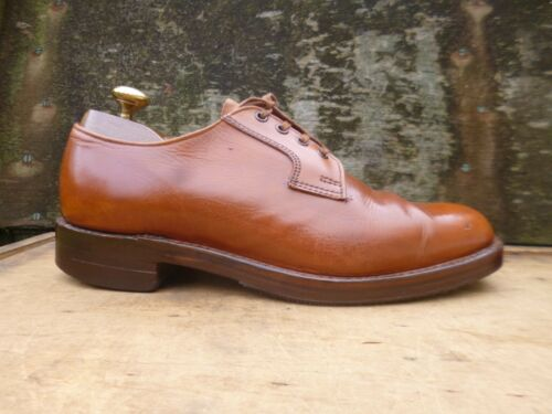 Derby 7 Veldtschoen Very Cheaney � Church Good Uk Tan brown Condition qFfTExRw
