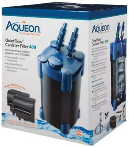 Aqueon-QuietFlow-Canister-Filter-400GPH-For-Up-to-155-Gallons-MAKE-OFFER