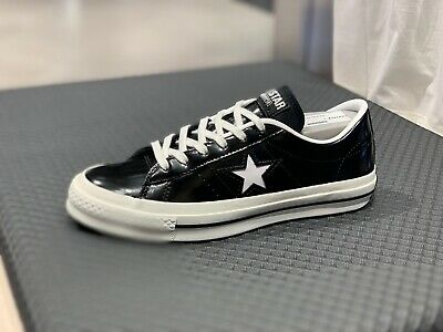 CONVERSE ONE STAR HANBYEOL OX Shoes Sneakers Original Black 165741C | eBay