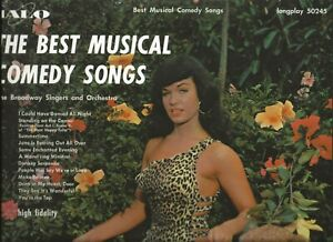 BETTIE-PAGE-THE-BEST-MUSICAL-COMEDY-SONGS-1959-MONO-LP-2020-BUNNY-YEAGER