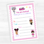 20 30 or 40 ☆ ☆ LOL SURPRISE DOLL ☆ Party Invitations ☆ Envelopes ☆ Pack of 10
