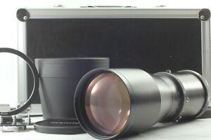 FedEx-Nuovo-di-zecca-3-con-cappuccio-Mamiya-APO-SEKOR-Z-500mm-f6-per-RZ67-Giappone-Pro-II-D
