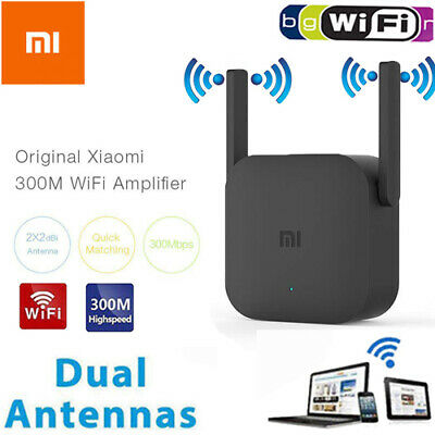 Xiaomi Pro 2.4G WIFI Repeater 300Mbps Signal Amplifier Wireless Router Extender