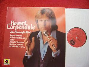 Howard-Carpendale-Eine-Stunde-fuer-dich-German-HoerZu-LP