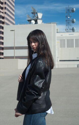Giacca pelle donna da Siena in nera di con Designer design Xl xwrx5qCdt