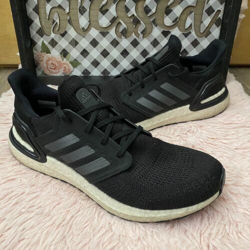 Men's sz 11 Adidas Alphabounce AMS Black Gray Shoes S… - Gem