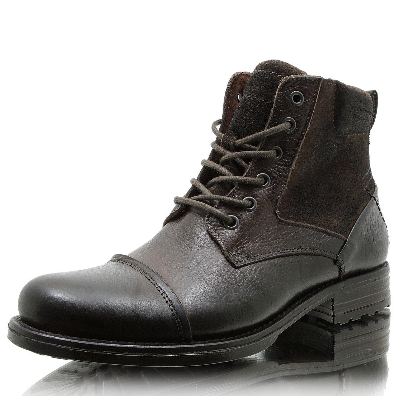 Los zapatos más populares para hombres y mujeres Coxx borba magoz Brown/Grey Age
