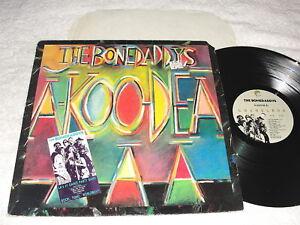 The-Bonedaddys-034-A-Koo-De-A-034-1988-Rock-LP-VG-Vinyl-Orig-Chameleon-Press