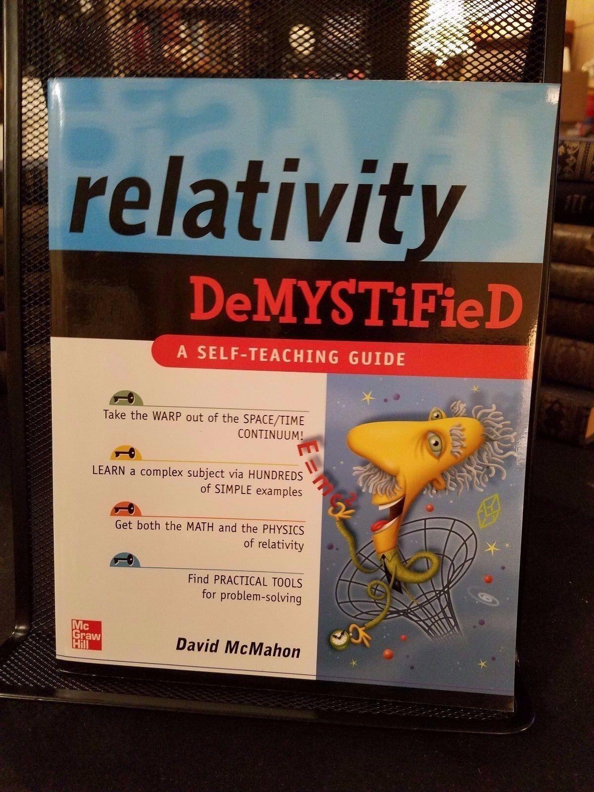 Relativity Demystified Pdf
