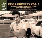 Four Classic Albums Plus by Elvis Presley (CD, Apr-2013, 4 Discs, Real Gone Jazz)