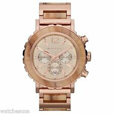 Michael Kors Lillie Chronograph Rose Gold-Tone Ladies Watch MK5791