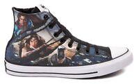 Converse Trinity Superman Batman Wonder Woman Sneakers Dc Comics Size 11