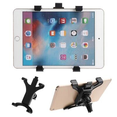 "Car Back Seat Headrest+Air Vent Mount Holder Stand For Ipad Samsung 7-11/"" Tablet"