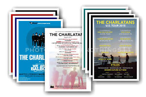 THE-CHARLATANS-10-promotional-posters-collectable-postcard-set-2