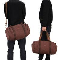 New Duffle Bag Holdall Gym Barrel Bag Large Weekend Luggage Travel Shoulder Bags