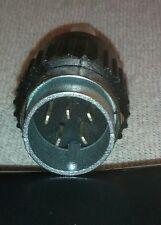5 PIN TIG WELDER TORCH TRIGGER PLUG - Lincoln, EWM, Lorch, Messer, Stel, Ltec,