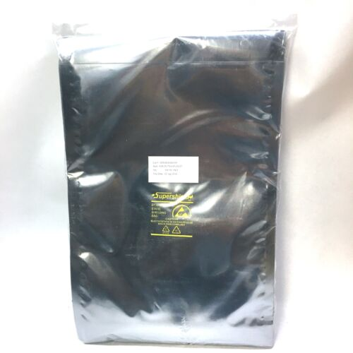 """STATIC SHIELDING BAGS New 7""""X11"""" Supershield Open End Bags. DY3650-628"""