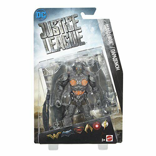 Justice LEAGUE-PERSONAGGIO DI BASE 15 cm carrello parata